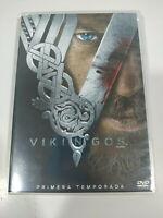 Vichinghi Prima Stagione 1 Completa - 3 X DVD Spagnolo Inglese
