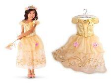 Disfraz Vestido Bella Bestia Disney 4-5 años 110 cm
