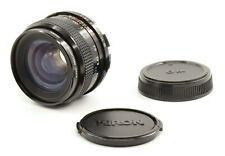Kiron MC Kino Precision 28mm F2 Lens For Olympus OM Mount! Good Condition!