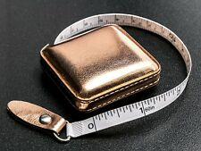 "Rose Gold Tape Measure 150 cm/60"" Retractable 253RGDB"
