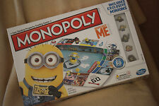 Monopoly Despicable Me 2 Board Game KIDS FUN MINIONS GAME GIFT BRAND NEW
