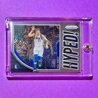 Luka Doncic PANINI PRIZM HYPED SPECIAL INSERT PREMIUM INVESTMENT CARD - Mint!