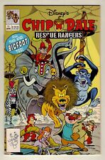 Chip 'n' Dale Rescue Rangers #11 - April 1991 Disney - TV show - VFn/NM (9.0)