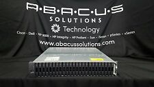 Netapp Ds2246 Shelf with 24x600gb 10k Sas drives (X422A-R5), 2x Iom6, 2xAc Ps