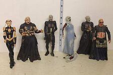 Neca Hellraiser Series 1 LOOSE Set Pinhead, Julia, Butterball, Barbie, Surgeon