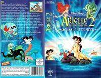 (VHS) Arielle die Meerjungfrau 2 - Sehnsucht nach dem Meer (Walt-Disney)