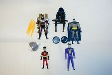 Batman Animated New Adventures Kenner Figures