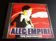 CD Alec Empire The Destroyer DHR Digital Hardcore (Atari Teenage Riot) 1996