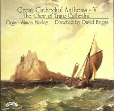 Great Cathedral Anthems - V / The Choir of Truro Cathedral