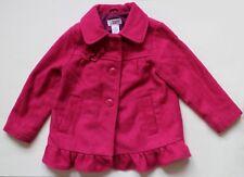 Circo Girls Pink Magenta Coat 3T