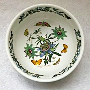 PORTMEIRION - BOTANIC GARDEN - VERY LARGE MULTI-USE BOWL - IMMACULATE BARGAIN