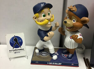 Milwaukee Brewers And Chicago Cubs I94 Rivalry Bobblehead FOCO 73/216