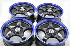 15 Wheels Civic Integra Del Sol Accent Rio Protege Galant Fit Rims 4x100 4x114.3
