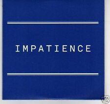(K530) We Are Scientists, Impatience - DJ CD