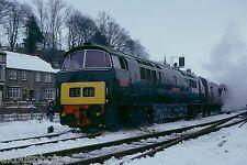British Rail Western 1048 Pickering March 1979 Rail Photo