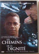 DVD LES CHEMINS DE LA DIGNITE - Robert DE NIRO / Cuba GOODING Jr.