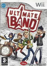 ULTIMATE BAND for Nintendo Wii - complete