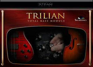 Trilian Bass Module for PC, Mac Official License (Digital Delivery)
