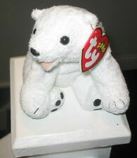 TY Beanie Babies - Aurora The Polar Bear