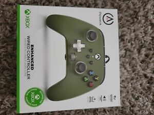 PowerA Enhanced Wired Controller for Xbox - Mist Gamepad Wired Video Game