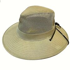 6d6da63727d3d DPC Outdoor Design Men s Mesh Crown Safari Hat Fishing