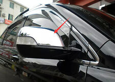 Chrome rearview mirror cover trims for Honda CRV CR-V 2007 2008 2009 2010 2011