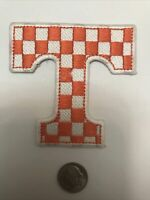"""Tennessee Vols volunteers Vintage Embroidered Iron On Patch  3"""" X 3"""""""
