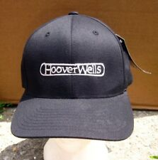 HOOVER WELLS logo Toledo baseball cap NWT carpet & flooring hat