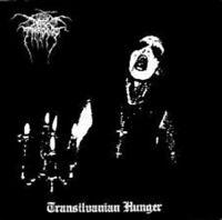 DARKTHRONE TRANSILVANIAN HUNGER VINYL LP PEACEVILLE 2013 NEW SEALED