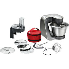 Bosch MUM59N26DE HomeProfessional 1000W Küchenmaschine  - Edelstahl