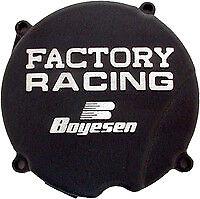 Honda CR500 1987-2001 Boyesen Factory Racing Ignition Cover Black CR 500 CR500R