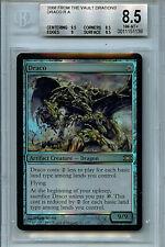 MTG Draco BGS 8.5  NM/MT+ FTV Dragons Magic Foil Amricons 1139
