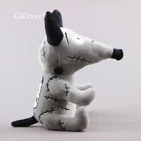Sparky Dog Plush Toy Frankenweenie Plushies Doll Stuffed Animal Cuddly Teddy NEW
