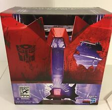 TRANSFORMERS PRIME SAN DIEGO COMIC CON EXCLUSIVE TERRORCON CLIFFJUMPER