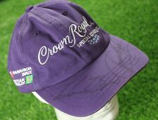 Crown Royal Men's Hat Signed by Christian Fittipaldi & Harrison Brix Formula One