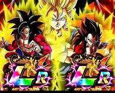 Compte dokkan battle global ANDROID 6200 ds  GokuSSj4LR Or végéta SSJ 4 LR !!!!