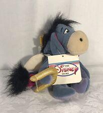 Disney Store CUPID EEYORE Mini Bean Bag Stuffed Plush Doll Valentines