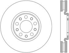 StopTech 127.63080R StopTech Sport Rotor Fits 200 500X Compass Dart Renegade