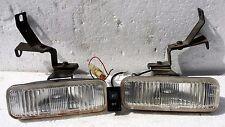 ae100 ae101 sprinter bumper fog lights with brackets & switch oem jdm used