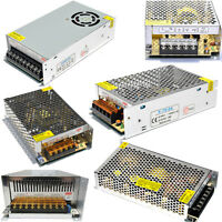 12/24V 10/15/20/30/40/50A Universal Switching Power Supply Driver For LED Strip