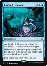 KINDRED DISCOVERY Commander 2017 MTG Blue Enchantment Rare
