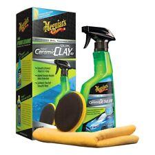 Hybrid Ceramic Synthetic Clay Kit Pad Detailer Towel - Meguiars G200200EU