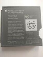 Vintage Apple Macintosh PowerBook Battery M5653 Assembled in Japan