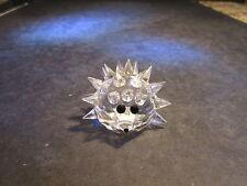 """Swarovski Crystal 2"""" Porcupine Figurine"""