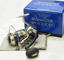 SHIMANO Biomaster SW 6000PG Spinning reel  from japan