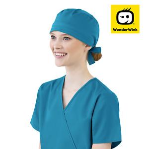 Surgical Scrub Cap/Hat Unisex with Back-Tie for Theatre Nurses, Surgery, OT