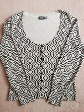 MEXX Cotton Cardigan/top, Size M