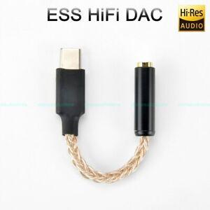 ESS9280C PRO USB DAC ESS HiFi USB DAC USB Type C DSD DAC DSD128 32bit 384Khz