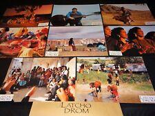 LATCHO DROM La musique tzigane jeu 8 photos cinema prestige grand format
