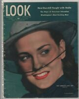 Look Magazine Winston Churchill Joseph Stalin October 1, 1946 010720nonr